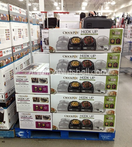 Sam's Club CrockPot Hook Up