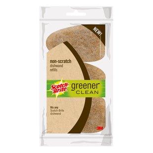Scotch Brite greener clean refill pads