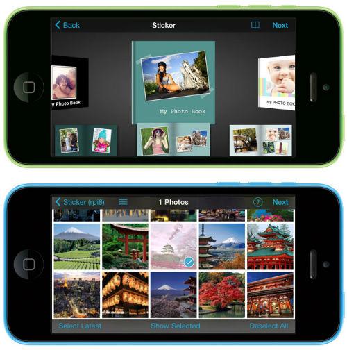 how to use Vukee photo app