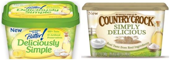 ICBINB Deliciously Simple Spread - Country Crock Simply Delicious spread