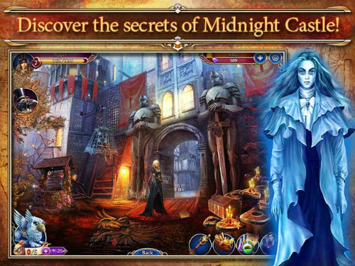 Midnight Castle screenshot 2