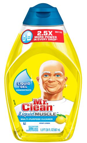 Mr. Clean Lemon Liquid Muscle