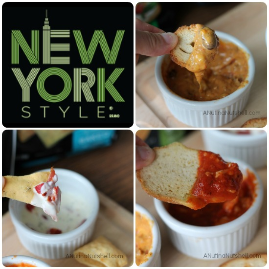New York Style - chips and dips