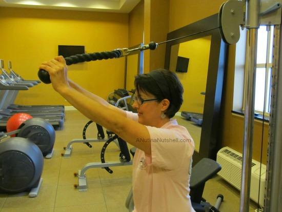 me-exercising