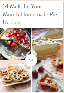 14 Melt-In-Your-Mouth Homemade Pie Recipes