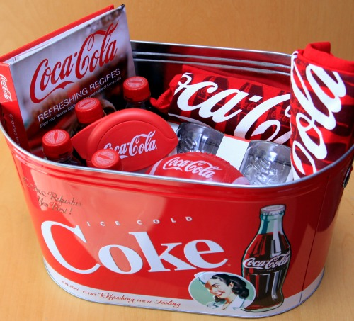 Coca-Cola Big Game merchandise