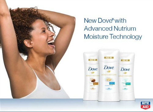 Dove with Advanced Nutrium Moisture Technology