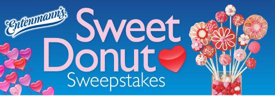Entenmann's Sweet Donut Sweepstakes