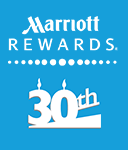 Marriott Rewards Year of Surprises Isn't Over Yet! #MR30 #MC