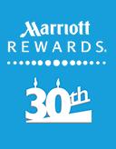 Marriott Rewards 30th