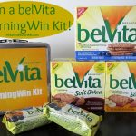 My #MorningWin + belVita Gift Pack Giveaway