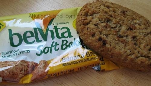 belVita soft baked banana bread