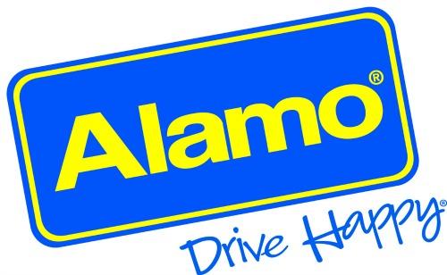 Alamo Drive Happy logo
