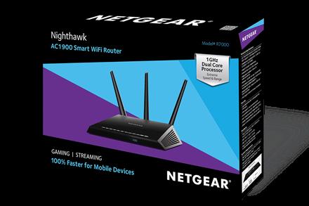 Netgear Nighthawk Router AC1900