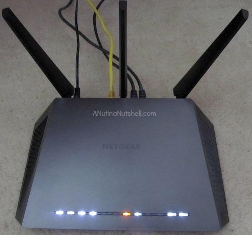 Netgear_Nighthawk AC1900 router
