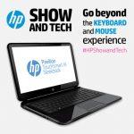HP LIVE Demo Event #HPShowandTech + Tweet To Win $50 Walmart GC Giveaway