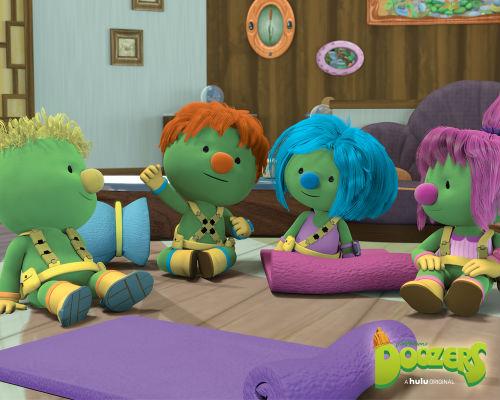 Doozers movie screenshot