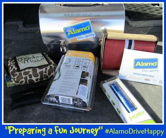 Preparing a Fun Journey #AlamoDriveHappy