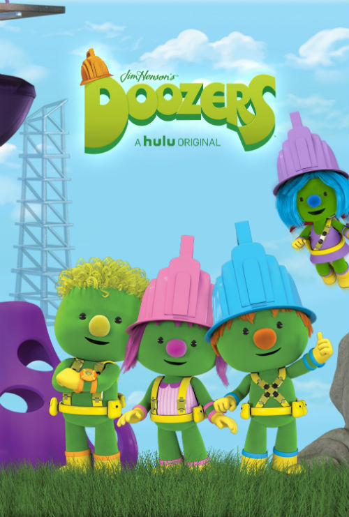 The Doozers_movie poster