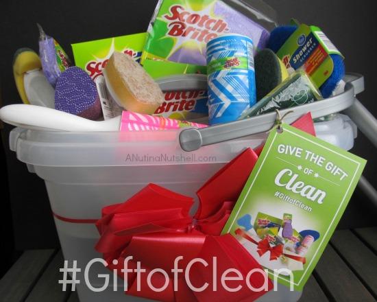 #GiftofClean - ScotchBrite