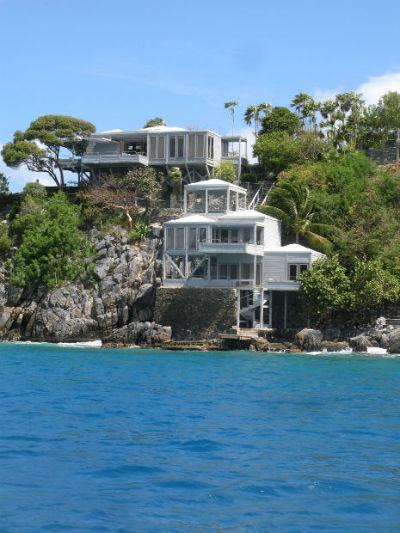 family travel - beach house