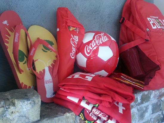 Coca-Cola 2014 FIFA #WorldsCup