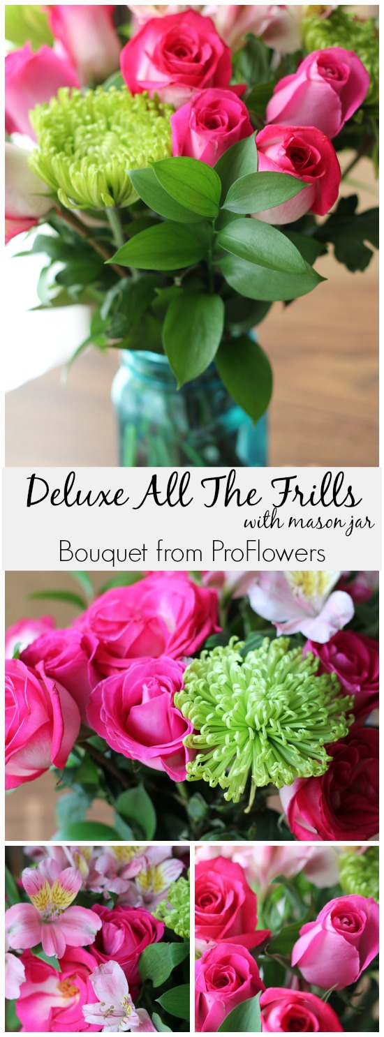 Deluxe_All the Frills bouquet from ProFlowers