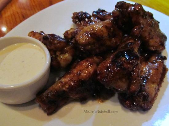 Moonshine BBQ Wings