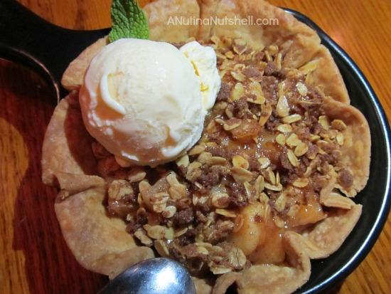 Outback Steakhouse Skillet Apple Pie