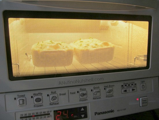 Panasonic FlashXpress Toaster Oven dual infrared heating