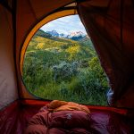 7 Simple Ways to Add a Little Glamping to Camping #NaturesSleep