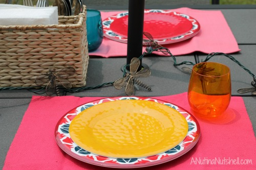 decorative summer plates and placemats - Kohl's