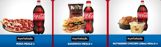 Coca-Cola-Walmart Effortless meals