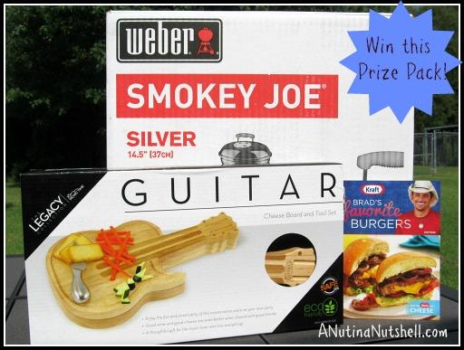 Kraft Grilling Prize Pack