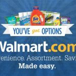 P&G Shopping From Home: You've Got Options + $25 Walmart GC Giveaway