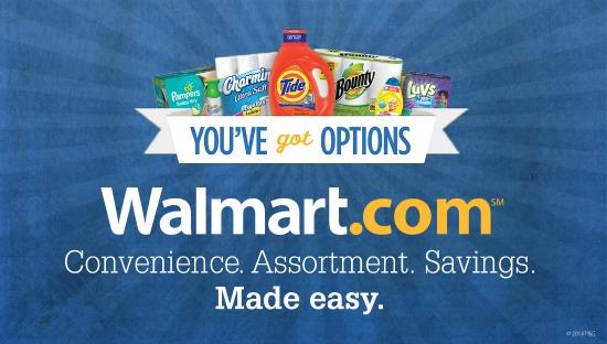 Walmart.com -you've got options