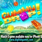 Gummy Drop Match-3 Puzzle Game