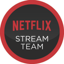 Netflix Stream Team logo