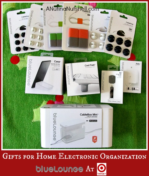 Gifts for Home Electronic Organization