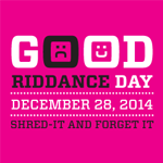 Good Riddance Day logo