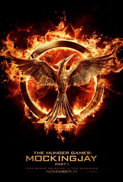 The Hunger Games Mockingjay Part 1 - Teaser Poster