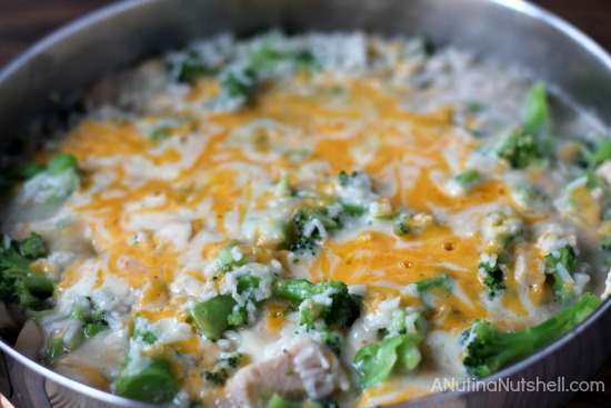 Easy Chicken and Broccoli recipe