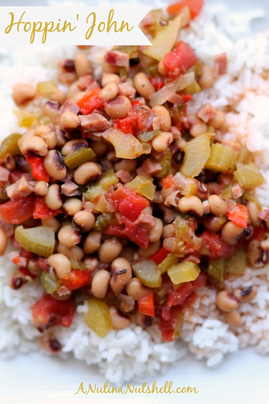 Hoppin John recipe for New Year's Day | New Year Traditions