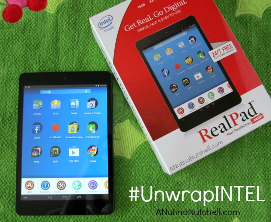 INTEL RealPad - #UnwrapINTEL