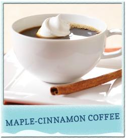 Maple Cinnamon Coffee_Kraft Foods Hub-Walmart
