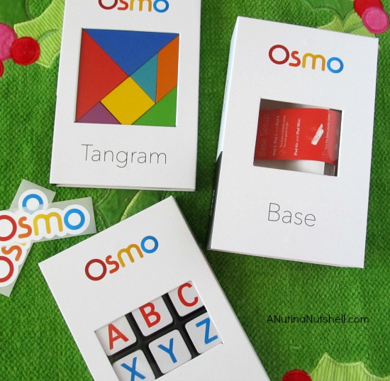 Osmo AR Game for iPad
