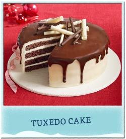 Tuxedo Cake_Kraft Foods Hub_Walmart