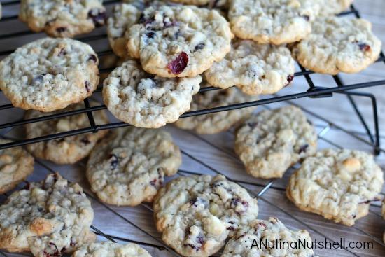 cranberry vanilla chip cookie recipe