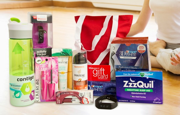 Walgreen's People Choice Awards prize pack