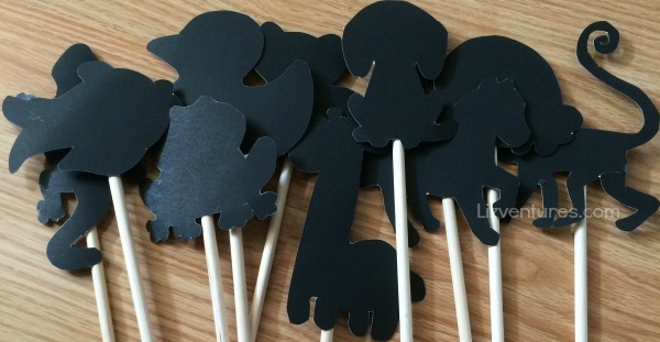 photo regarding Printable Shadow Puppets known as How In the direction of Produce Animal Shadow Puppets Printable Models